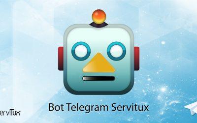 Bot de Telegram de Servitux